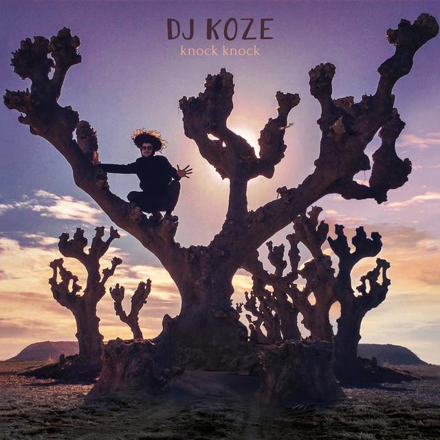 "Imagem da capa do álbum ""Knock Knock"" do DJ Koze"